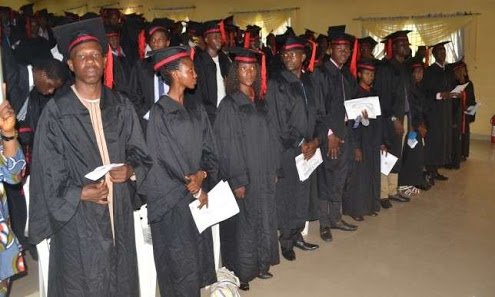Osustech VC counsels matriculants to be proactive.