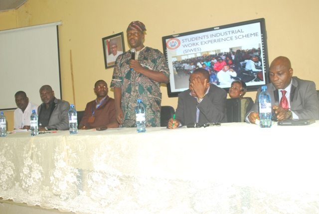 OSUSTECH Holds Orientation Exercise For SIWES Students