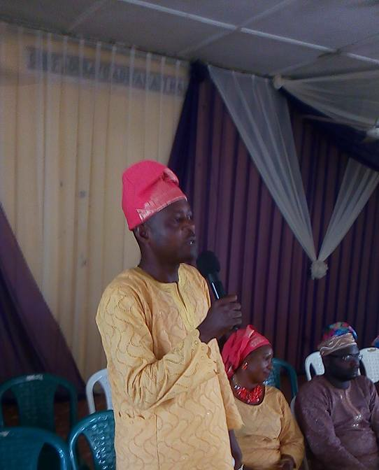 Omomowo Promises to Serve Ilaje Nation in His Best Capacity