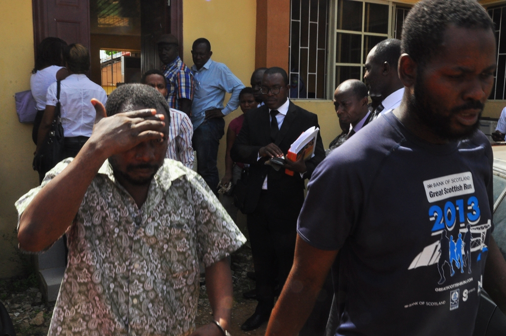 DSS ARRAIGNS TWO ARTISANS FOR CLONING AMBODE'S PHONE NUMBER …As Suspects Attempt N50m Fraud