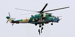 NIGERIAN AIRFORCE COMMENCES NIGHT FLYING TRAINING IN LAGOS  … State Govt Urges Residents Not To Panic