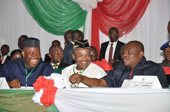 PDP HOLDS SUCCESSFUL SOUTH-SOUTH ZONAL CONGRESS IN PORT HARCOURT  ▪PDP will retain South-South says Governor Wike