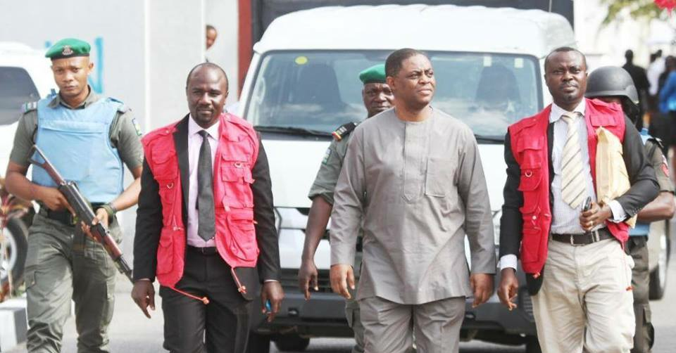 YOU CAN'T GO HOME NOW, COURT TELLS FANI-KAYODE..