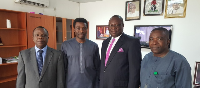 Nigerian Amb. Bamgbose calls for greater community and volunteering programmes from the Diaspora