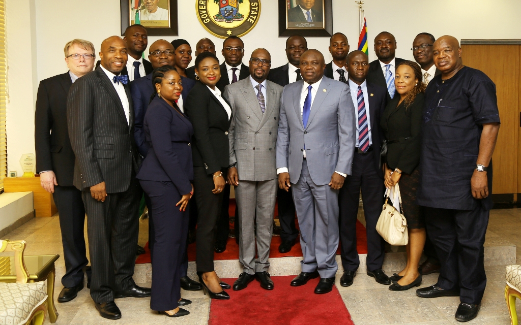 LAGOS NOW OFFICIALLY AN OIL PRODUCING STATE- AMBODE  …Says Feat Opens New Vista For Revenue Generation  …Receives Management of Tunde Folawiyo Petroleum
