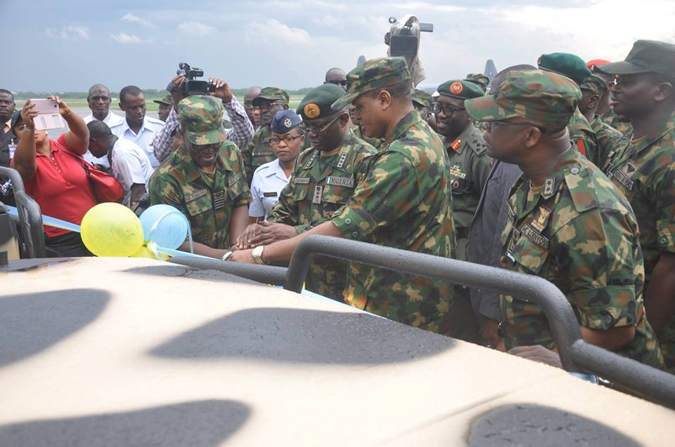 NIGERIAN AIR FORCE MOVES TO REINFORCE BASE DEFENCE AND PROTECTION OF CRITICAL ASSETS