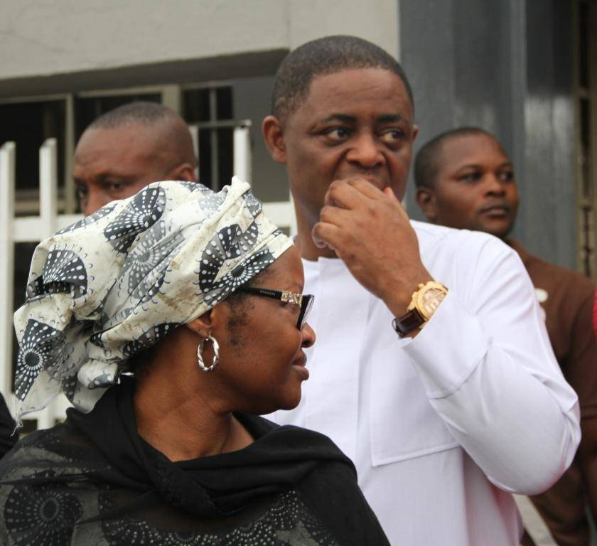 Court Remands Nenadi Usman, Fani – Kayode in Prison