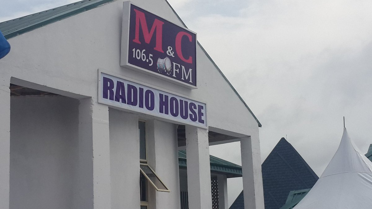 PHOTOS: Official inauguration of King Sunny Ade's 106.5 FM station in Ondo city