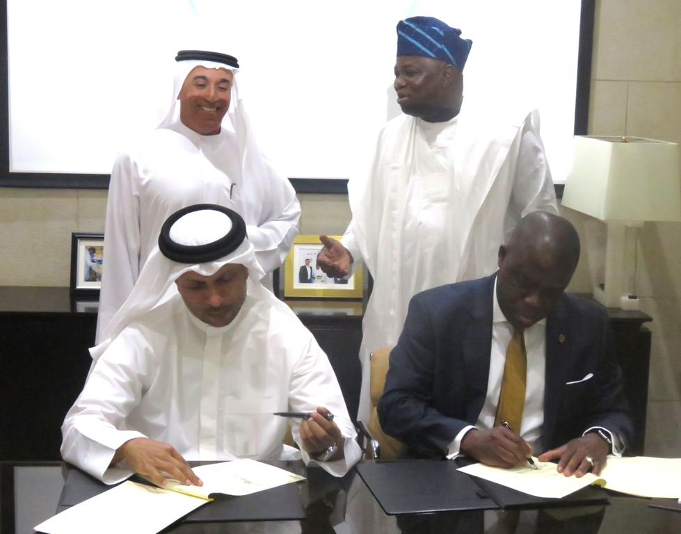 LAGOS SIGNS HISTORIC SMART CITY DEAL WITH DUBAI