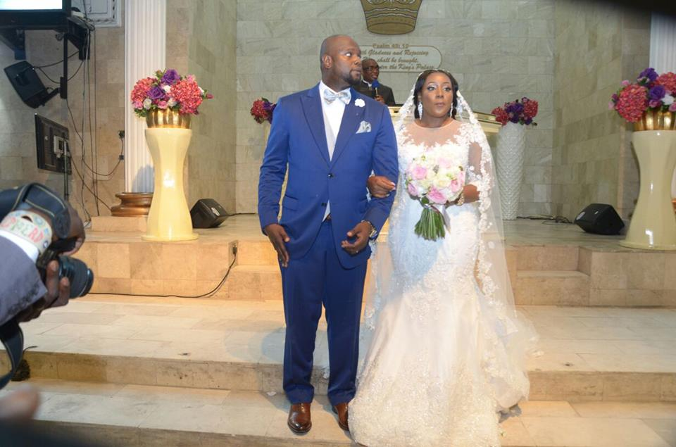 PHOTOS: Gov. Wike, Gov. Dickson And Gov. Okowa At Secondus's Daughter's Wedding