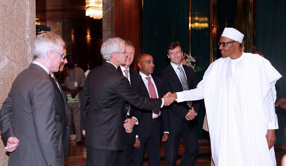 WE'RE MAKING GENUINE EFFORTS TO CORRECT OUR LAPSES AS A NATION-PRESIDENT BUHARI