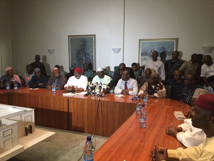 PDP Expanded National Caucus