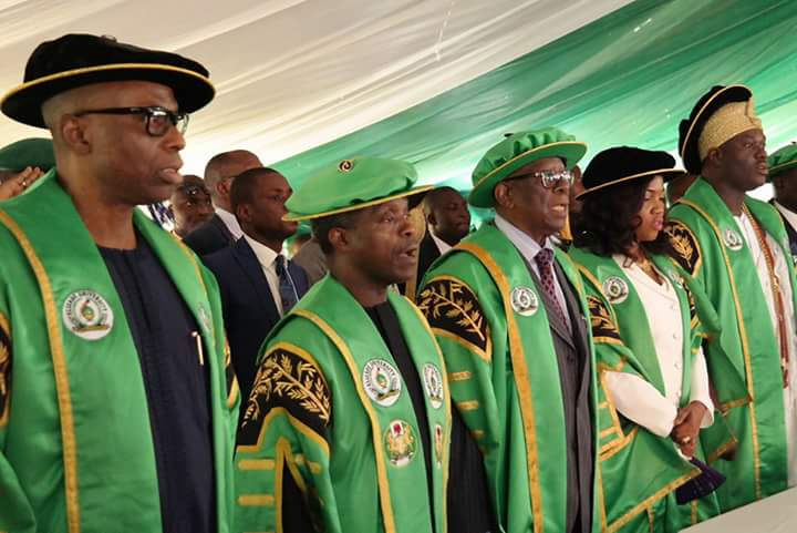 PHOTOS: 2nd Foundation Day Lecture of Elizade University