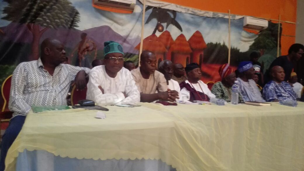 Breaking News: Ondo South PDP Leaders Reaffirm Stand On Governorship Candidate