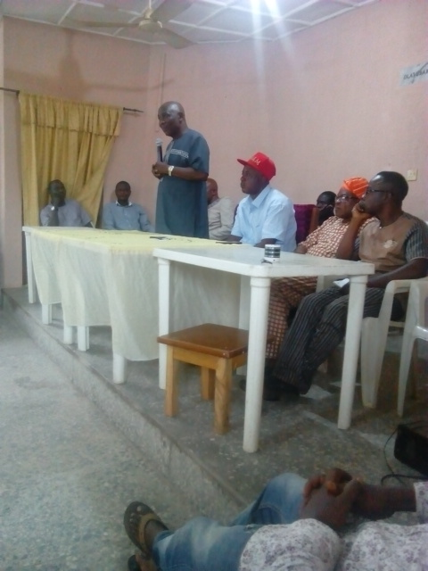Youths expresses unalloyed support for Ogunmusire, PDP under Mimiko