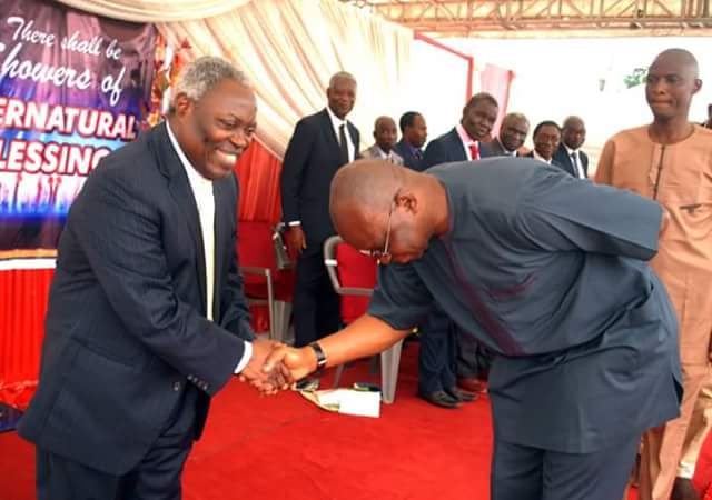 EKSG Described Pastor Kumuyi's Visit as a Blessing to The State