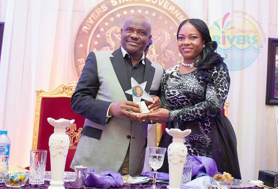 Nigerian Women Lawyers Honour Governor Wike