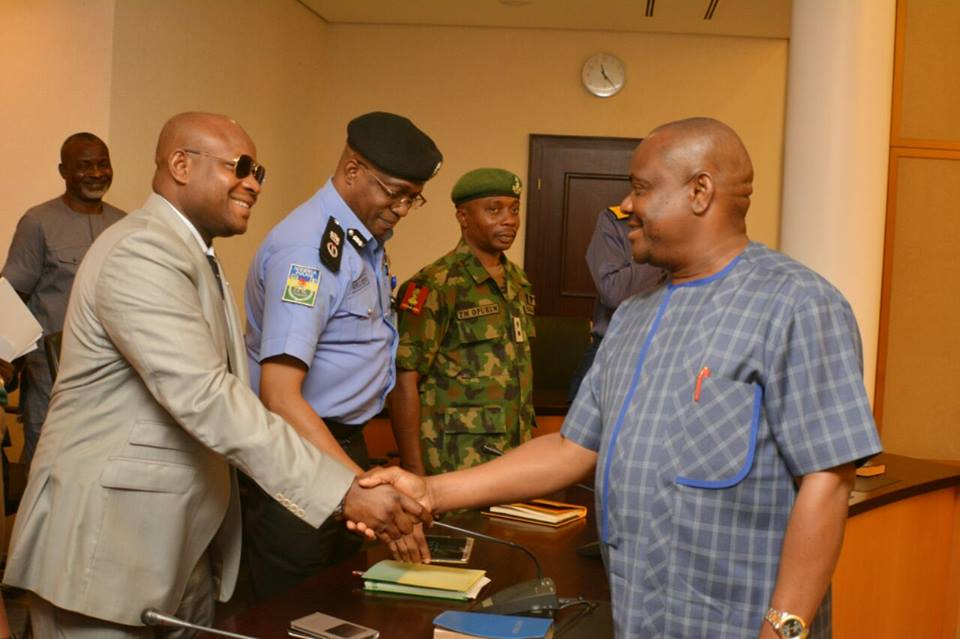 PDP NATIONAL CONVENTION: RIVERS STATE GOVERNMENT TO SUE POLICE, DSS