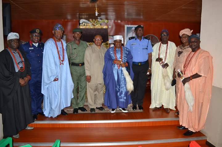 I am Committed to Ridding Akure of Land Grabbers, Hoodlums – Deji of Akure