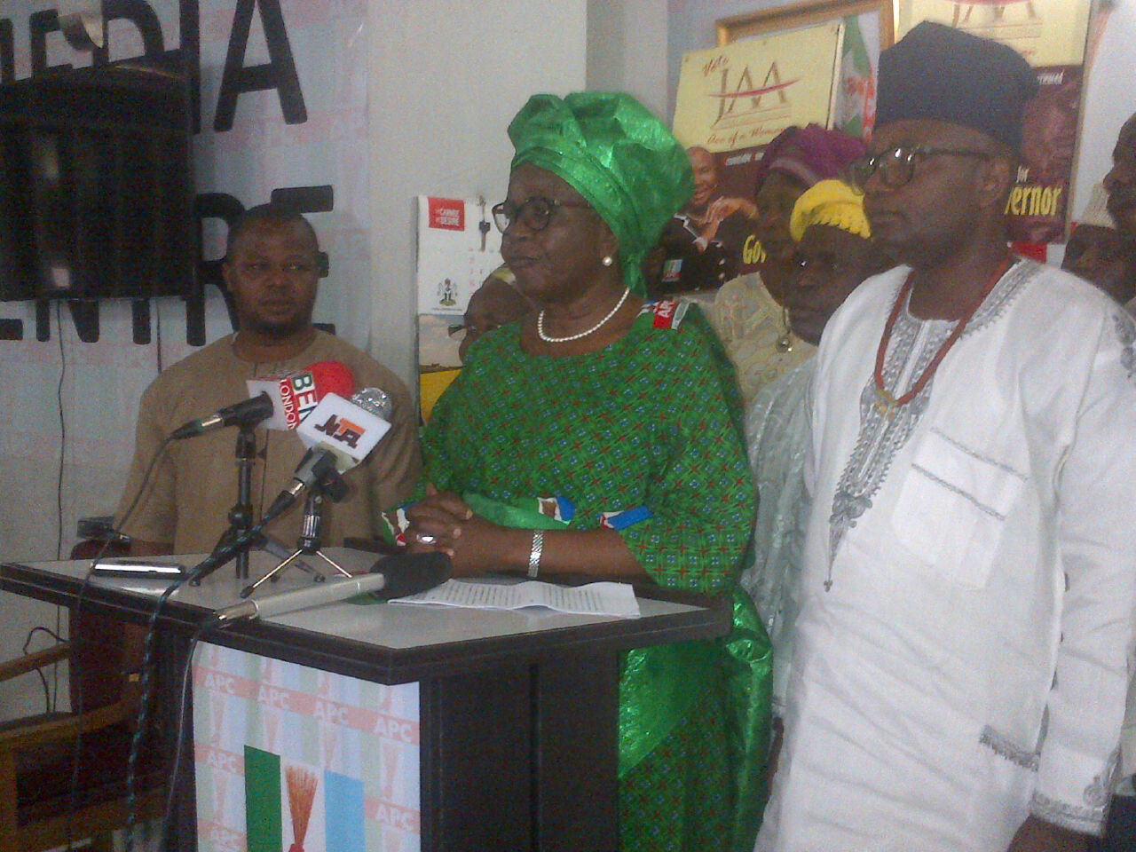 I am in mode of my father to govern Ondo – Anifowoshe Ajasin