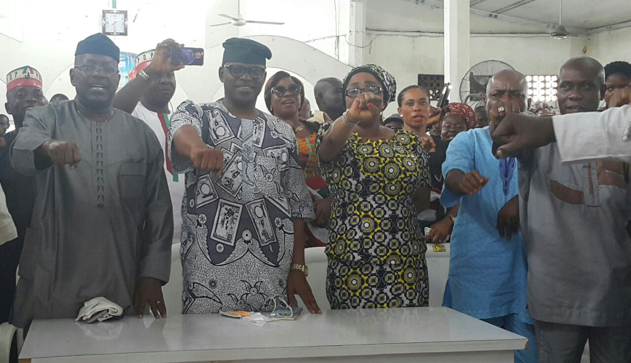 Endorsements all the way for Eyitayo Jegede in Ilaje