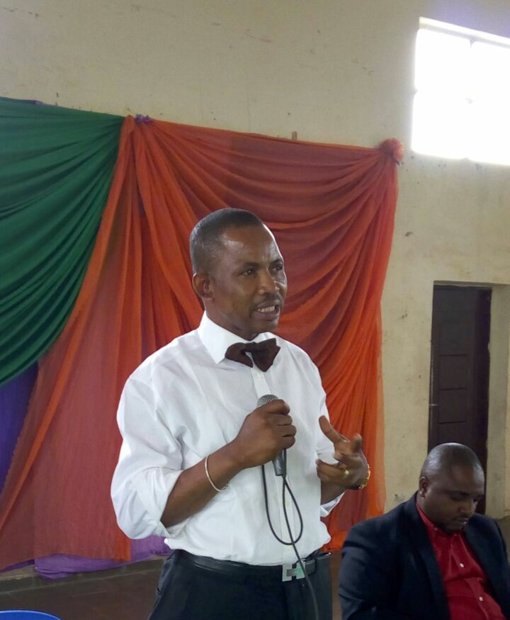 An Allocution Delivered at the Occasion of the second public lecture organized by Ikale Youth Ambassador