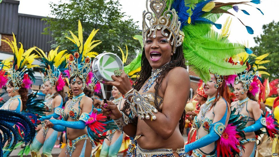 AFRIMA STORMS LONDON NOTTINGHILL CARNIVAL