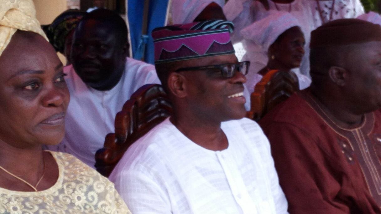 Ondo traders pledge support for Jegede