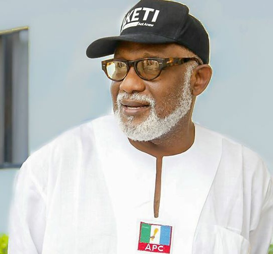 Governor Akeredolu says entrepreneurial programme of NYSC; a boost to self-actualisation of Corpers