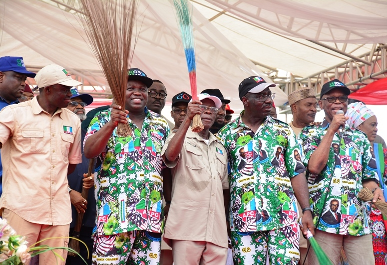 EDO HAS POTENTIALS TO BECOME ANOTHER LAGOS- AMBODE