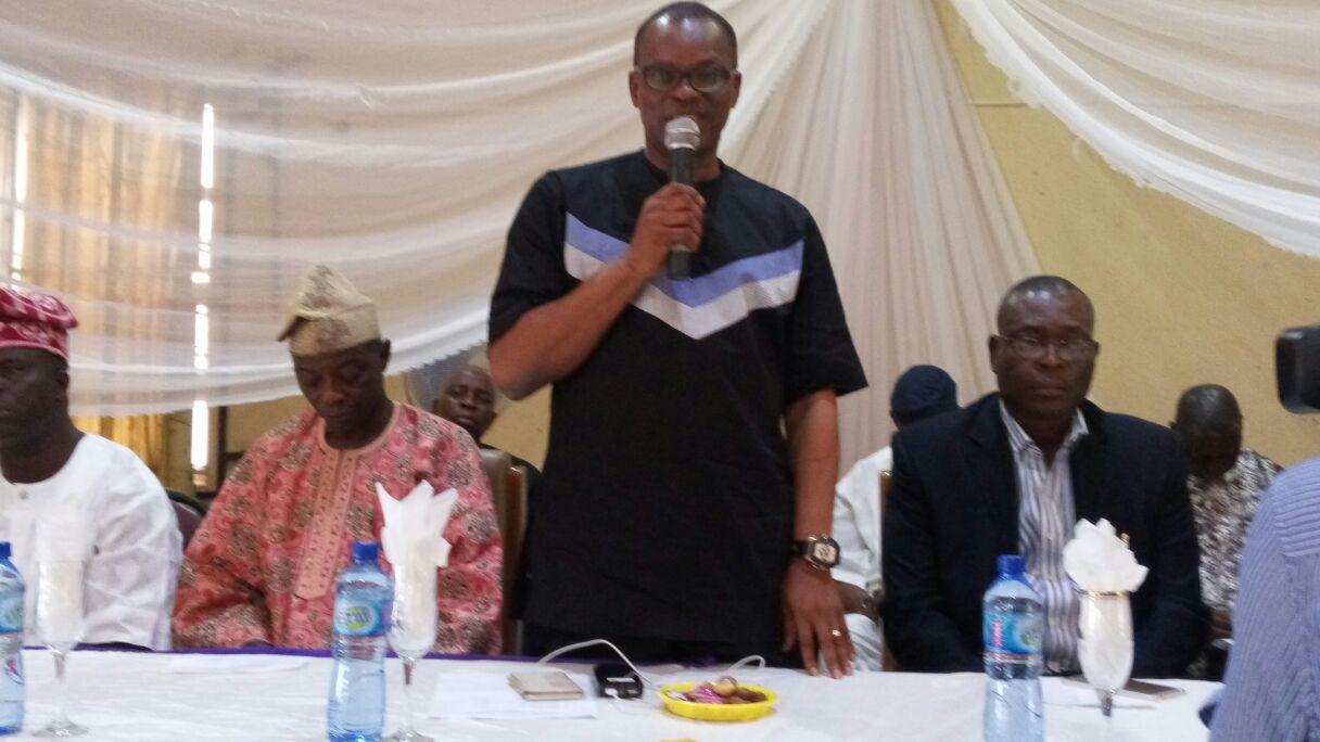 We'll emplace sustainable economic policies, revamp industries -Jegede pledges