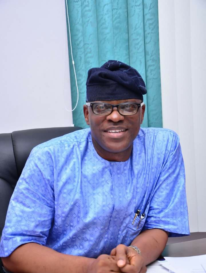 I'll rather mind essential issues than rant with Akeredolu – Jegede  * Contest is about lofty ideas, not vulgarity