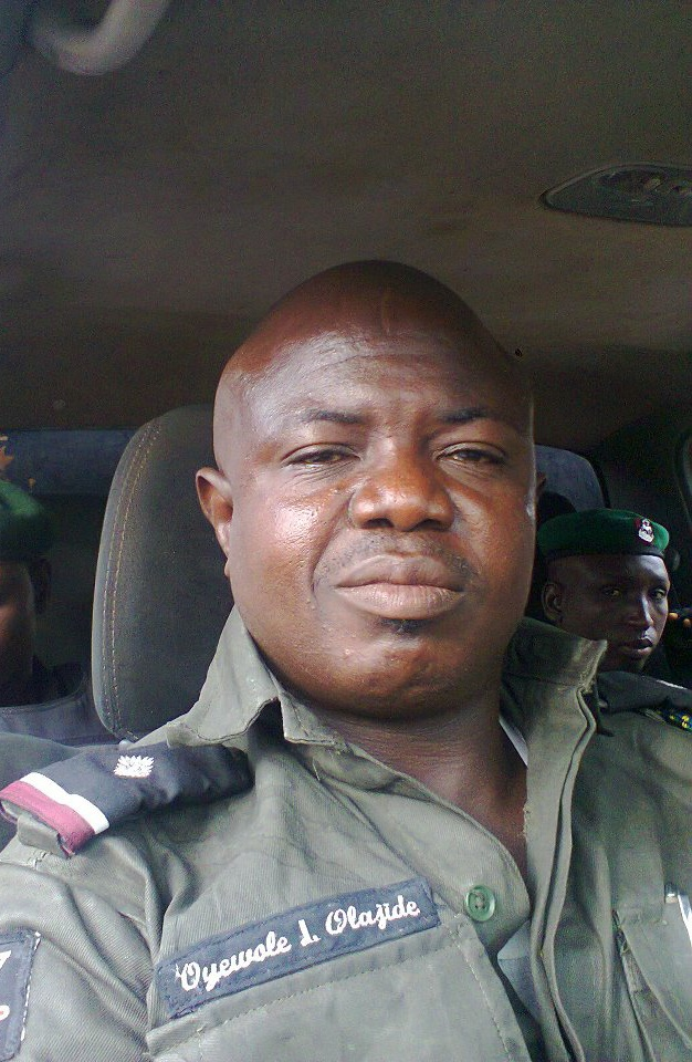 Governor Mimiko's Chief Security Officer, Idowu Oyewole, Killed