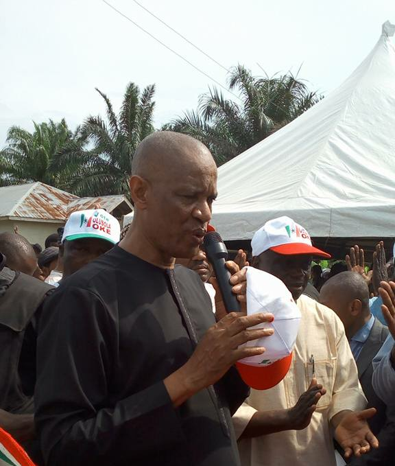 Only AD can redeem Ondo – Oke, Receives thousands of PDP, APC supporters * To complete Ayeka / Okitipupa Road