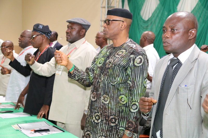 Mimiko disburses loans, promotion letters to local government workers