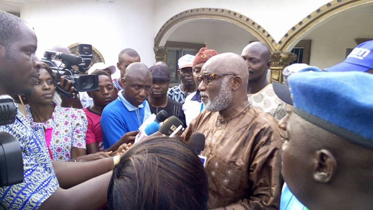 Akeredolu, APC Governorship candidate, promises to revive Ondo state from its present doldrums