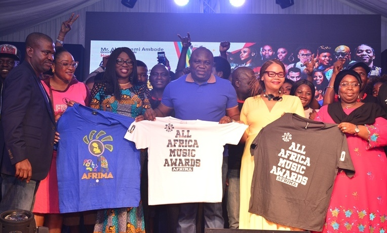 WE'LL CONTINUE TO PROMOTE EXCELLENCE WITH ARTS, ENTERTAINMENT- AMBODE