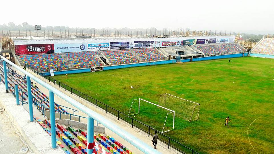 Ifeanyi Ubah International Stadium is ready to host Africa!