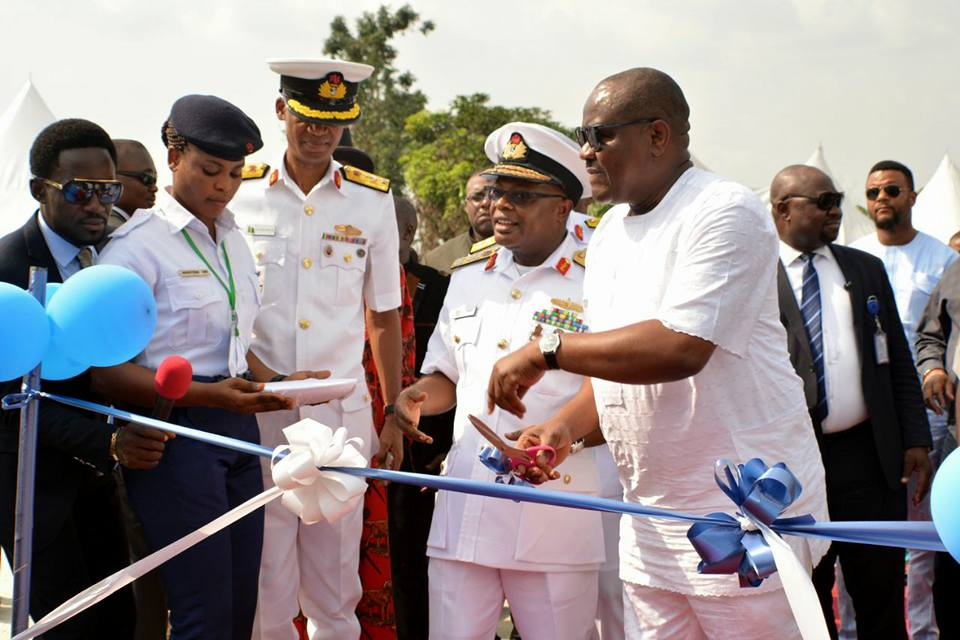 RSG ACQUIRES 10 GUNBOATS FOR NIGERIAN NAVY