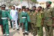 PHOTOS:  2017 Armed Forces Remembrance Day celebration, Parade and laying of wreath, in Akure