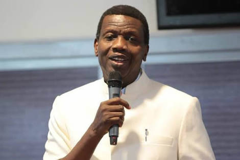 AMBODE FELICITATES WITH ADEBOYE AT 75  …Says Cleric Is God's Precious Gift To Nigeria