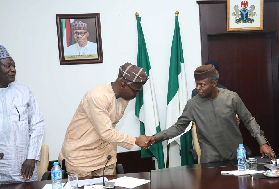 GOVERNMENT WILL GIVE ATTENTION TO POULTRY BUSINESS IN THE COUNTRY – Ag. PRESIDENT, PROF. YEMI OSINBAJO
