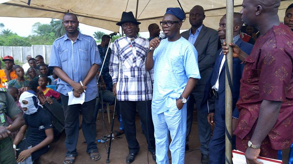 We will make our people happy says Ondo deputy governor