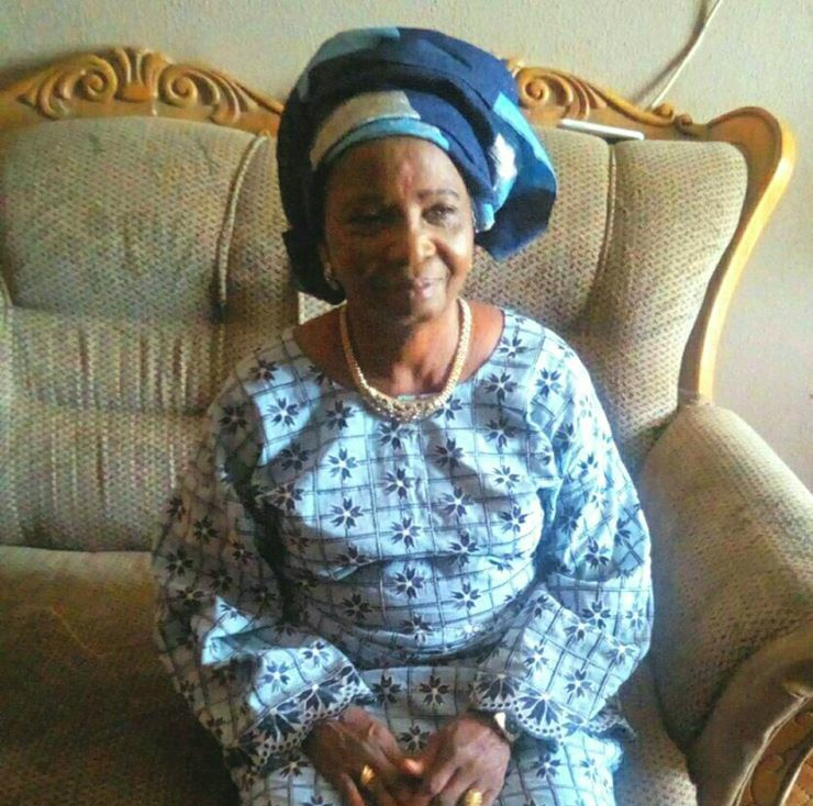 Fayose's aide, Lere Olayinka buries mum April 29