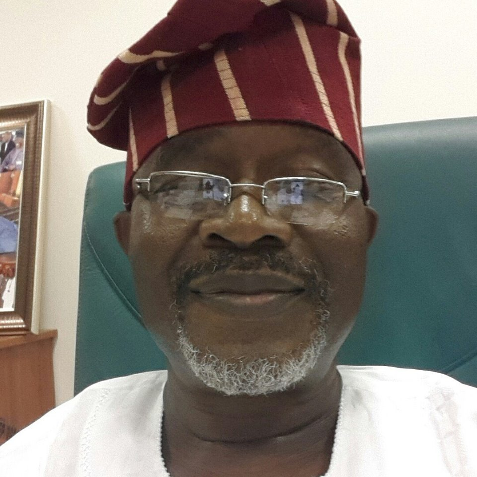 Deji congratulate Ifedayo Abegunde on his appointment as SSG