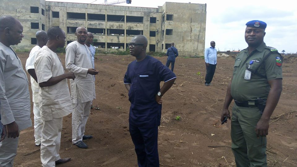 Ondo Deputy Governor pays unscheduled visit to OSUSTECH