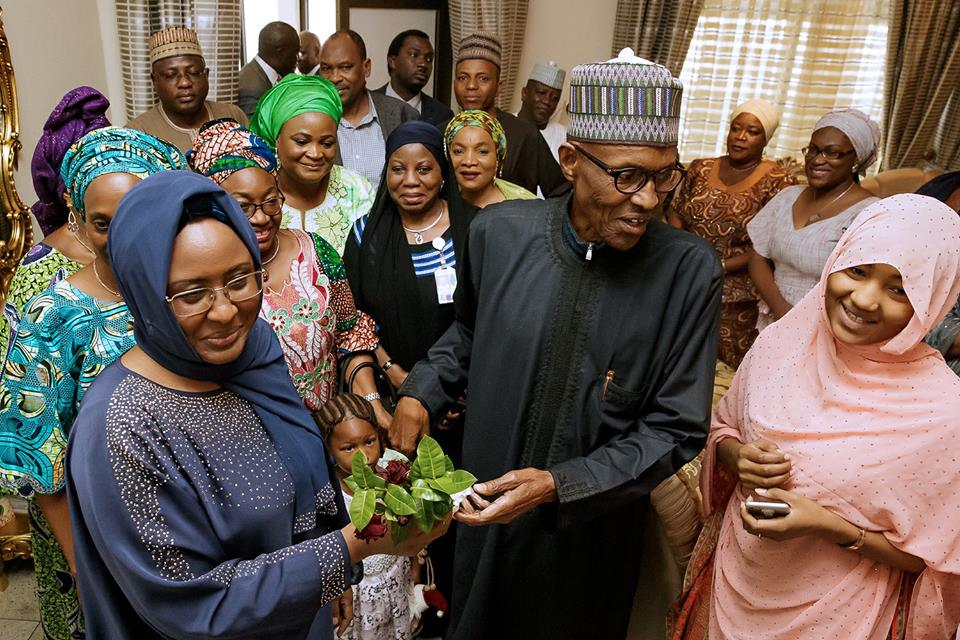 WE MUST DO MORE TO EDUCATE OUR CHILDREN— BUHARI
