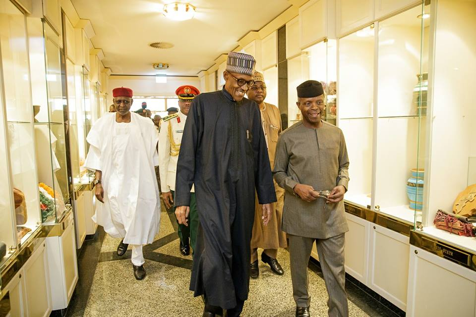 CISLAC Commends President Buhari's Decision for Osinbajo to continue as Acting President