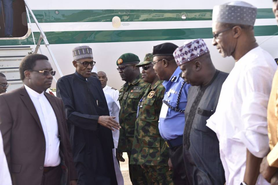 I'LL REDEDICATE MYSELF TO THE SERVICE OF THE NATION – BUHARI