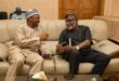 Photos:  Akeredolu Attends His First Governors Forum Meeting